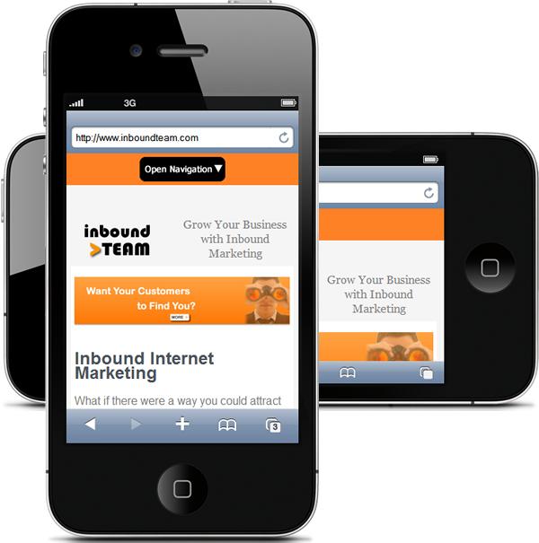 Mobile Website Optimization s