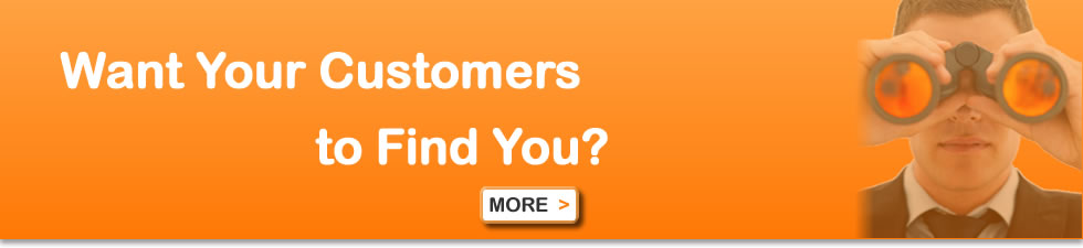 Online Marketing to help your customers find you on the Internet.
