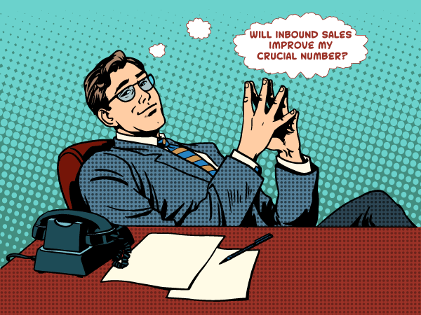 Will Inbound Sales Improve My Crucial Number?