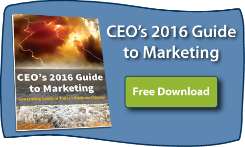 CEO's 2016 Guide to Marketing