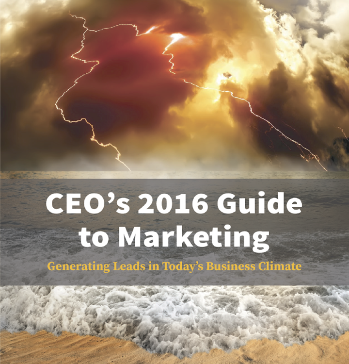 CEO's 2016 Guide to Inbound Marketing