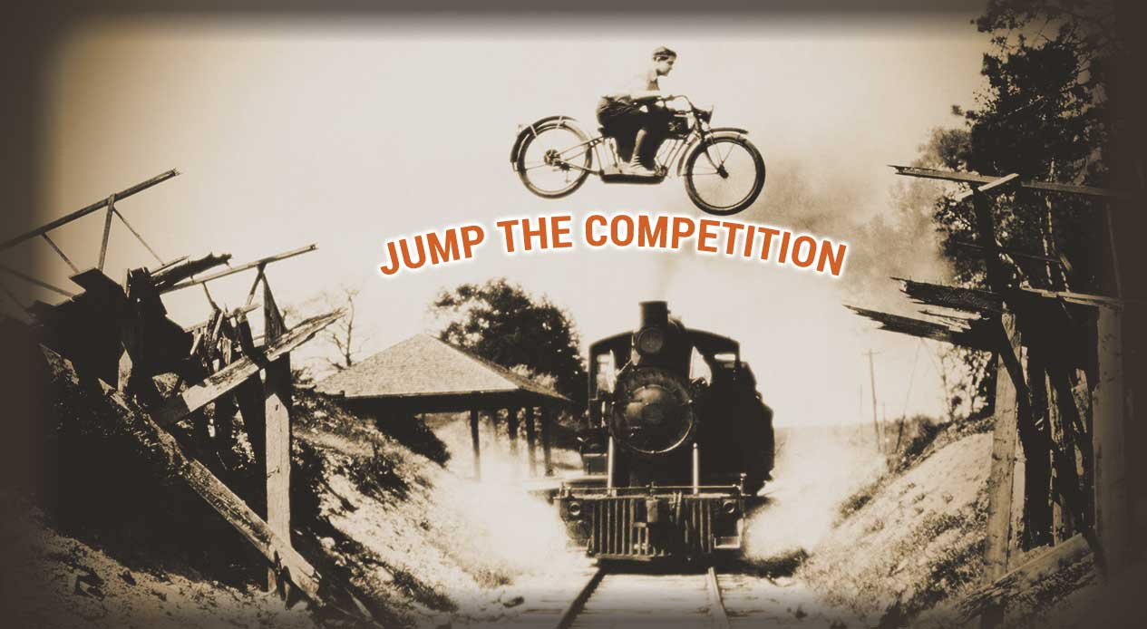 Jump the Competition with an Inbound Marketing Engine